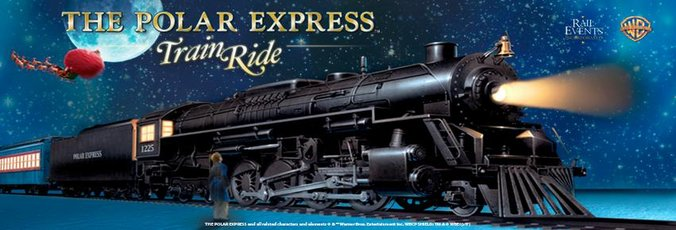 THE POLAR EXPRESS™ Train Ride